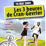 3H Cran Gevrier 2009