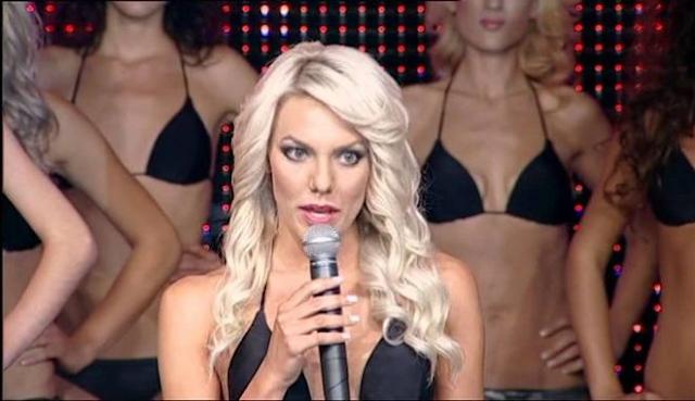 """Ιωάννα Μαλέσκου: Αγνώριστη στα καλλιστεία """"Μις Κρήτη"""""""