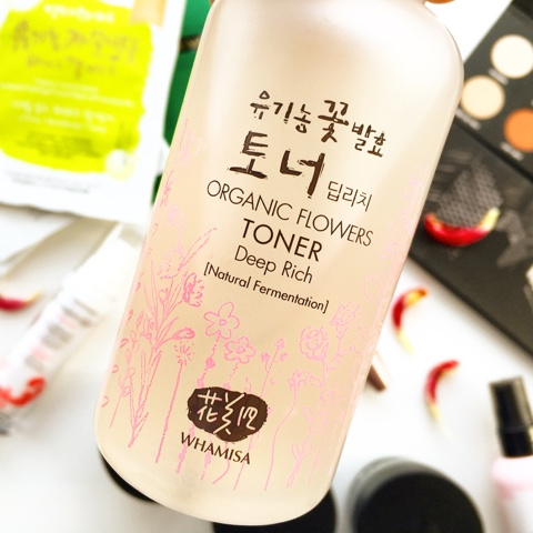 review whamisa deep rich toner hydrating organic toner korean 7 skin method