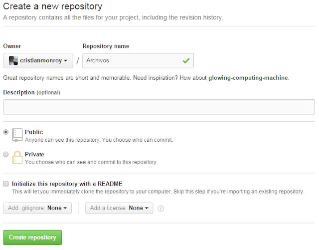 Almacena tus archivos en Github de manera segura y confiable en sólo 5 pasos