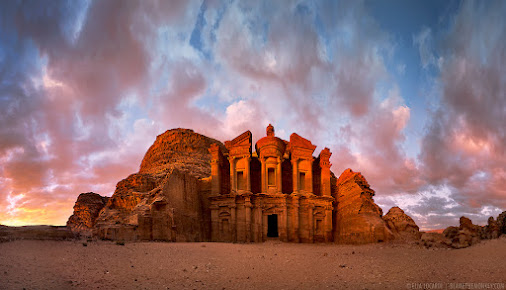 Monuments of Eternity || Petra Jordan  Ever since I was a child, I knew that I wanted to explore the...