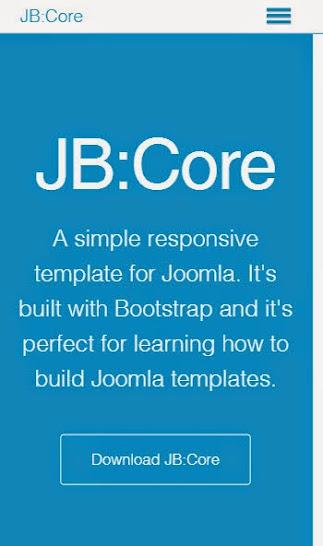 JB:Core Mobile