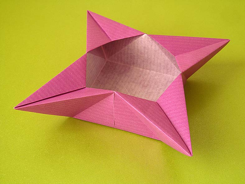 origami Scatola a stella 2 by Francesco Guarnieri