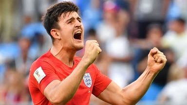 Harry Maguire deal done. PHOTO | SKYSPORTS
