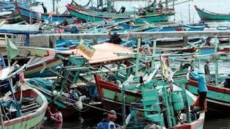 Pengembangan Perikanan Tambak di Karawang Terkendala Pendangkalan