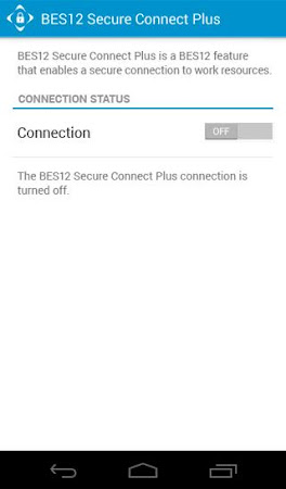BlackBerry Secure Connect Plus 1.3.5.37 screenshot 29793