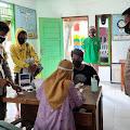 Warga & Wisatawan Dapat Pelayanan Rapid Tes Gratis Di Posko KTJ Pulau Panggang