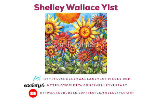 Shelley Wallace Ylst - Watercolor Artist