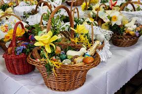 Święcenie pokarmów - MBCZ 2014