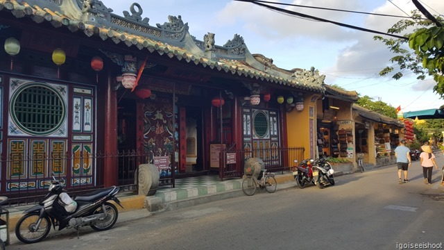 Quan Cong Temple in Hoi An ancient town