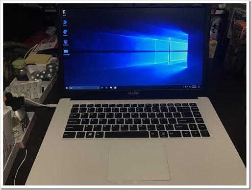 IMG 3540 thumb - 【おニューのPC】CHUWI LapBookをゲット!激安ノートPCの性能は?取り敢えずレビュー自体もこのPCで書いてみる【テスト投稿?/ガジェット/モバイル/ノートPC/ハードウェア】