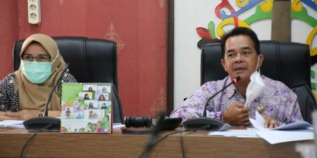 Pembahasan Tiga Raperda Inisiatif Kota Palangka Raya Berlanjut