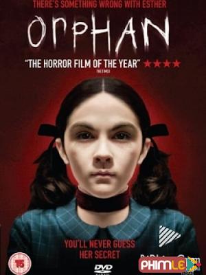 Phim Trẻ Mồ Côi - Orphan (2009)