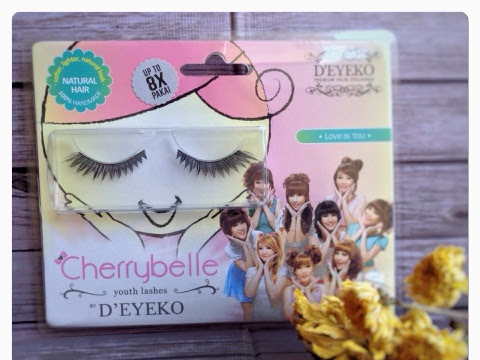 [Review] D'eyeko CherryBelle Youth Lashes