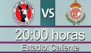 Tijuana Toluca online vivo Final IDA  29 Nov Horarios