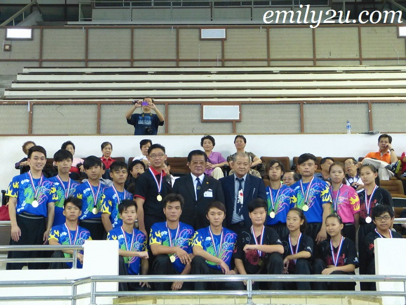 Chin Woo Carnival closing ceremony