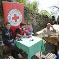 Crveni križ Jastrebarsko osigurao je mjerenje tlaka i razine šećera u krvi
