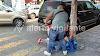 ¡Ya no más! Sujeto manosea a madre e hija y jóvenes lo detienen en Tlaxcala