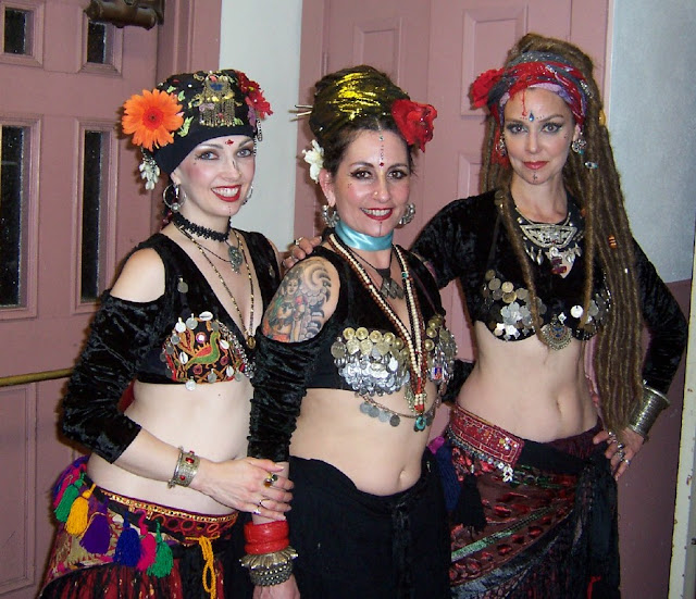 Megha, Carolena & Sabine