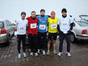XXIX Bieg Chomiczówki/VII Bieg o Puchar Bielan - 15.01.2012