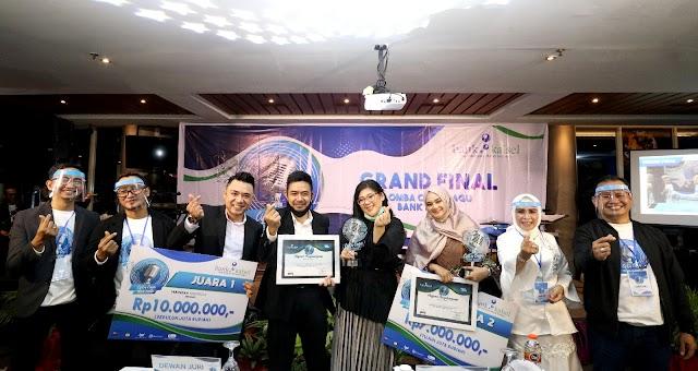 Jadi Pemenang Lomba CLBK, NAHAP Bawa Pulang Hadiah Utama