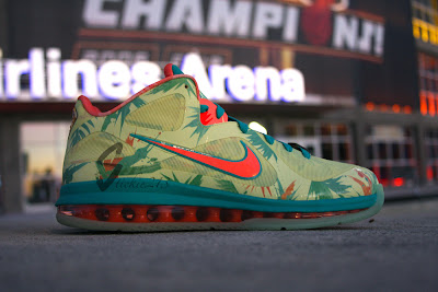 nike lebron 9 low pe lebronold palmer 4 02 Another Look at LeBron 9 Low Arnold Palmer   Video & Pics