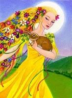 Eostre, Gods And Goddesses 8