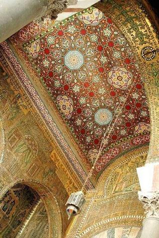 Umayyad Mosque, Şam-Suriye
