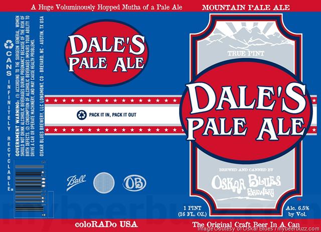 Oskar Blues - Dale's Pale Ale 16oz Can Release Party (Video)