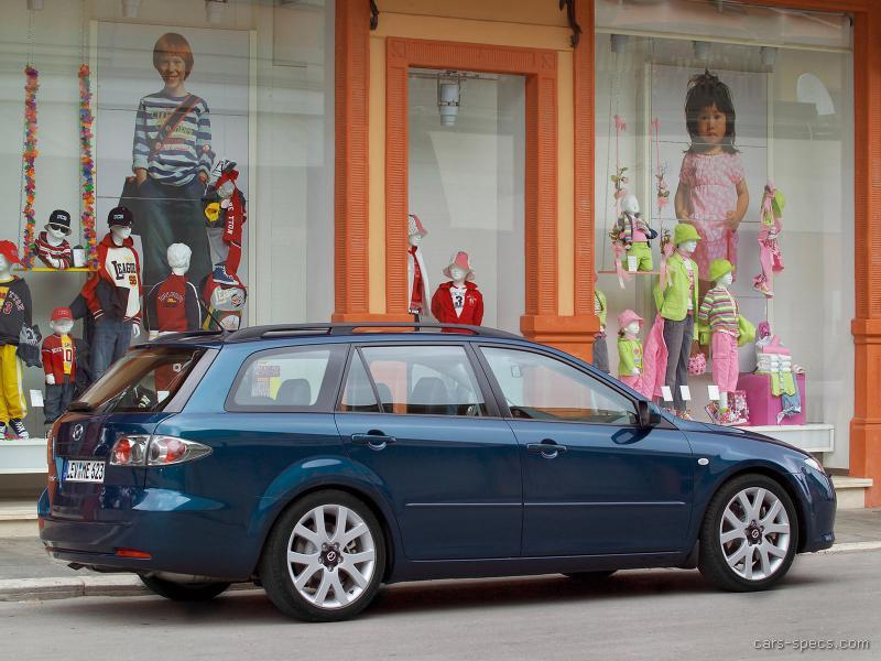 2005 Mazda MAZDA6 Wagon Specifications, Pictures, Prices