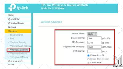 sinyal wifi laptoplemah windows 8