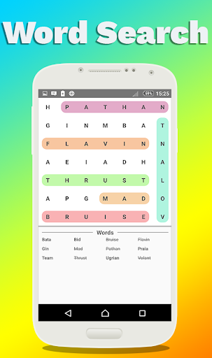 Free Word Search Puzzles Game  screenshots EasyGameCheats.pro 2