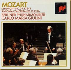 Mozart 39 Giulini Sony