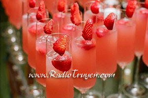 Cocktail cho tình yêu - Trần Thu Trang