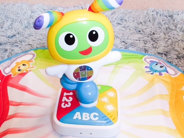 Toddler Fisher Price Bright Beats Learnin Lights Dance
