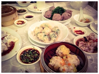 Dragon Dynasty dim sum