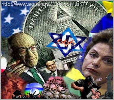 Illuminati no Golpe brasil 2016