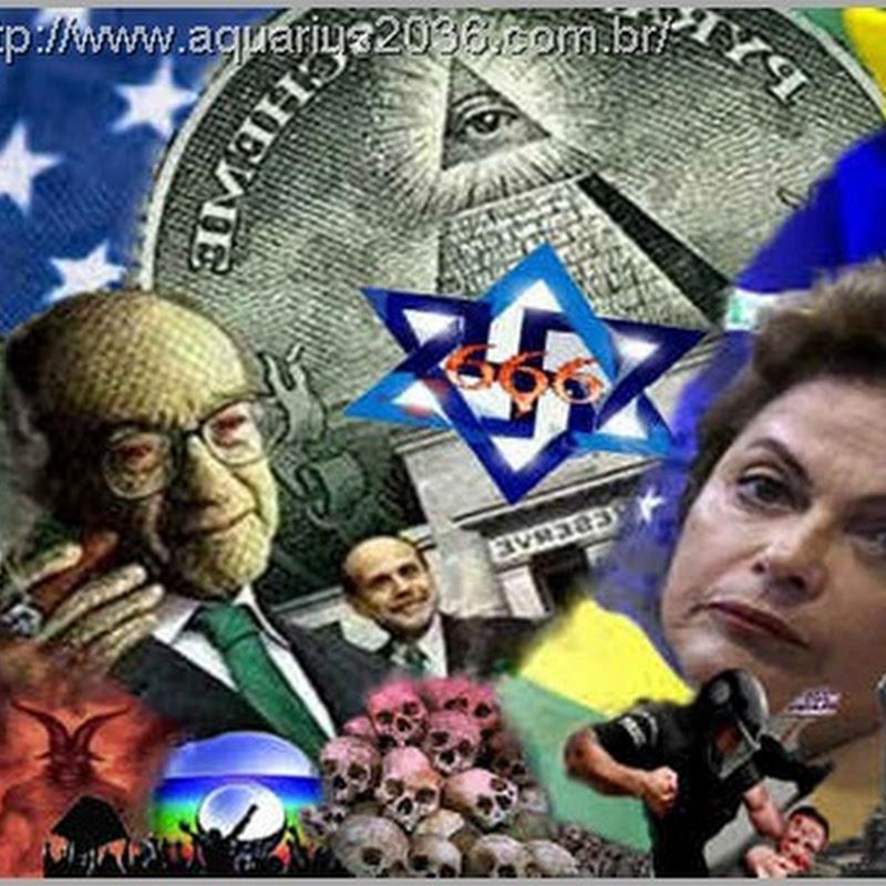 A Nova Ordem Mundial Illuminati por trás do Impeachment e Golpe no Brasil
