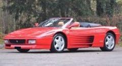 117 Ferrari 348 Spyder