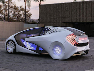 Toyota unveils its concept-i with artificial intelligence