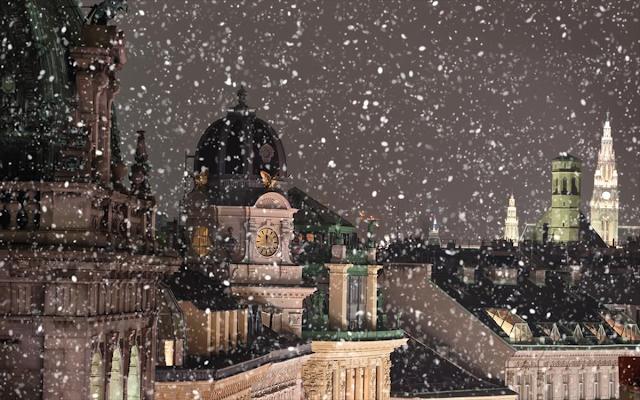Ποιες ευρωπαϊκές πόλεις είναι πιο όμορφες τον χειμώνα