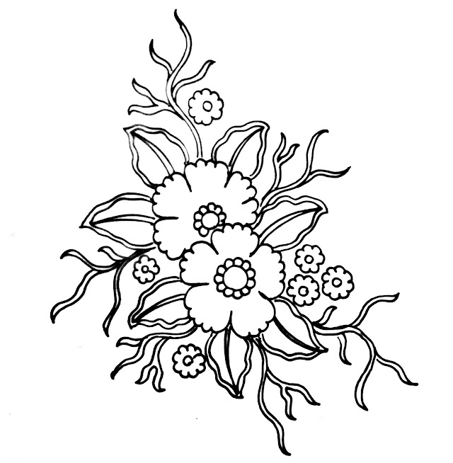 Embroidery flower design/flower embroidery design free download/free download embroidery flowers design images