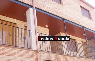 Precio Montaje Techos Aluminio Madrid