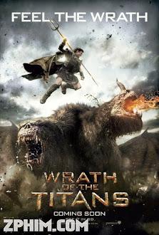 Sự Phẫn Nộ Của Các Vị Thần - Wrath of the Titans (2012) Poster