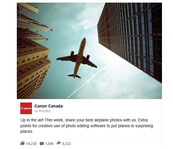 Canon đá đểu vụ chỉnh sửa ảnh của Nikon