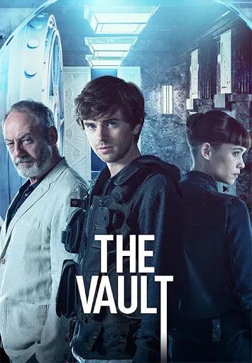 The Vault aka Way Down 2021 Hindi Dub