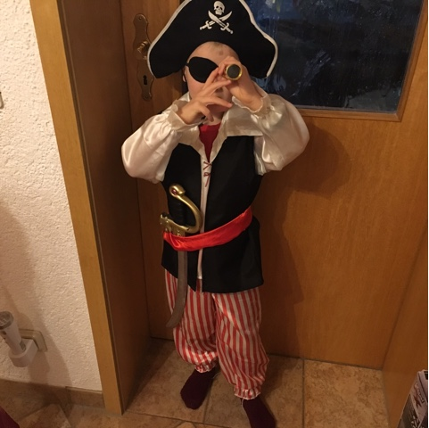 Piratenkostüm