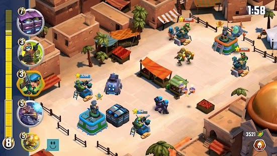 Blitz Brigade: Rival Tactics- screenshot thumbnail