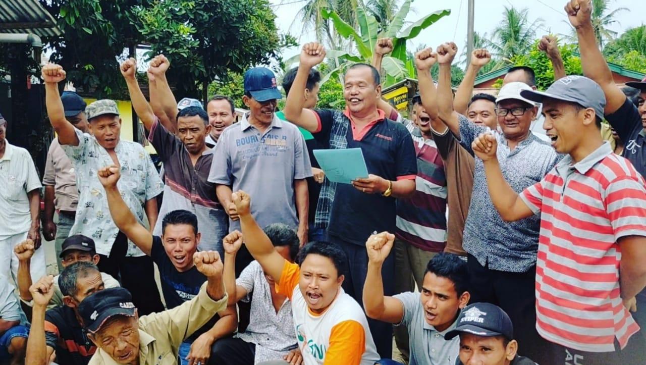 Masyarakat Adat Geram, Tuntut Pengembalian Tanah Adat Ulayat Raja Kotarih Yang Dikuasai Sepihak Oleh PT SRA