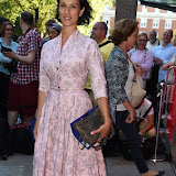 OIC - ENTSIMAGES.COM - Indira Varma at the  The Car Man - VIP night  Sadler's Wells Theatre London 19th July 2015 Photo Mobis Photos/OIC 0203 174 1069